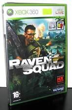 RAVEN SQUAD GIOCO NUOVO PER MICROSOFT XBOX 360 IN EDIZIONE ITALIANA PAL PG746