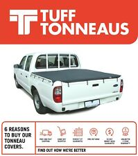 Ford Courier Dual Cab 1999 to 2006, Headboard Bunji Ute Tonneau COver