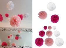 Globos de fiesta color principal rosa, Navidad
