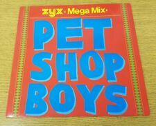 Pet Shop Boys - ZYX Megamix - German import 1988