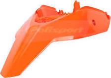 garde boue arrière  POLISPORT orange  KTM   SX 65    2009-2015