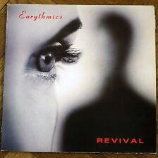 Eurythmics Vinyl 12 Inch LP Limited Edition #4177 - Revival / RCA - DAT 18 UK