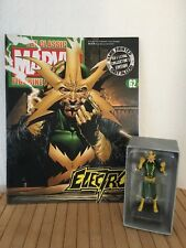 Marvel Classic Figurine Collection - Issue 62 - Electro - Eaglemoss