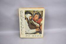 Brvegel De Oude by Robert Genaille Pieter Bruegel Art Book Illustrated Dutch