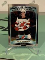 2019-20 O-Pee-Chee Platinum Jack Hughes Rookie RC #200 - New Jersey Devils