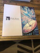 Park - No Signal Vinyl LP Cloudy Blue New /250 Record