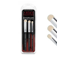 The Army Painter BNIB Masterclass Drybrush Set APTL5054
