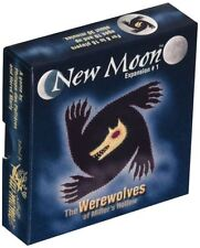 ASMODEE WEREWOLVES OF MILLERS HOLLOW NEW MOON EXPANSION BOARD GAME