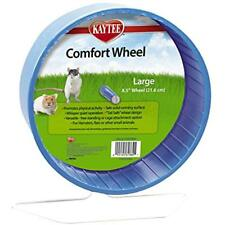 "Kaytee Comfort Exercise Wheels Wheel, 8.5"", Large, Colors Vary"