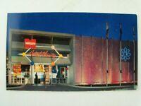 Vintage 1960s Disneyland Monsanto Chemical Hall of Chemistry Unposted Postcard