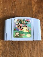 Super Mario 64 Nintendo 64 N64 Fighting Game Cartridge Cart Authentic TESTED!
