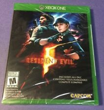 Resident Evil 5 [ Complete Edition W/ ALL DLC ] (XBOX ONE) NEW