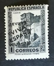 ESPAÑA SPAIN PATRIOTICO SEVILLA 1936 EDIFIL n.13 MNH sello suelto.