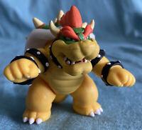 """Nintendo Super Mario Bowser Figure Jakks from Bowser's Deluxe Castle Set 2.5"""""""