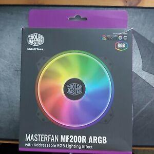 Cooler Master MasterFan MF200R ARGB 200mm ARGB