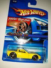 Hot Wheels Corvette C6. Faster Than Ever Series. 2005 Mattel. (P-38)