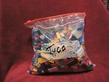 TYCO BUILDING BLOCKS (COMPATIBLE WITH LEGO BLOCKS) 2.5 POUNDS