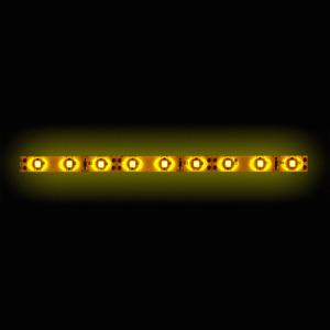 Heise HE-A535 5M LED STRIP LIGHT - AMBER 3528 BULK
