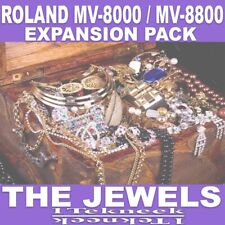 Roland MV 8800 MV-8000 Expansion Pack (1Tekneek The Jewels)