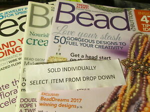 Bead & Button Jewelry Craft Magazine-Your Choice