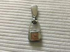 Vintage Mechanical Wind Up Brooch Pin Watch