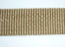 "1""  Webbing-Belting Polyprop  Nude Beige for Tote, Bags, ect. 3 Yards Piece"