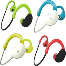 Stereo Bluetooth Wireless Headphones with Call Answering and Built-In Microphone