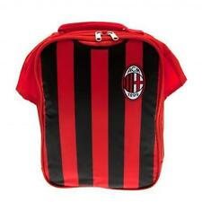 AC Milan FC Calcio Ufficiale Regalo Kit porta pranzo Cool Bag Back to School