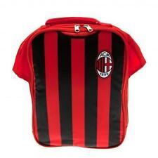 AC Milan FC Oficial Fútbol Regalo Kit Caja de Almuerzo Bolso Fresco de regreso a la escuela