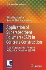 Application of Super Absorbent Polymers (SAP) in Concrete Construction :...