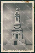 Gorizia Redipuglia Cimitero degli Eroi STRAPPINO cartolina XF6850