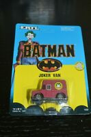 ERTL Batman Returns JOKER'S VAN - Vintage 1989 - Mint On Card - Combined Postage