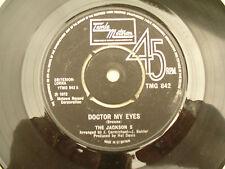Jackson 5 Cinq Doctor My Eyes/My little Baby Motown 842