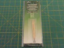 Clover Bamboo Interchangeable Circular Knitting Needles - No. 8 - 5.0 mm - 3638