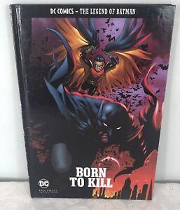 2018 DC Comics Eaglemoss Born To Kill by Peter J Tomasi Graphic Novel