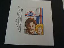 Vintage commercial art: BRITISH STERLING-spray deodorant Pen packaging idea #3