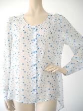 Alba Moda locker sitzende Damenblusen, - tops & -shirts mit Rundhals-Ausschnitt