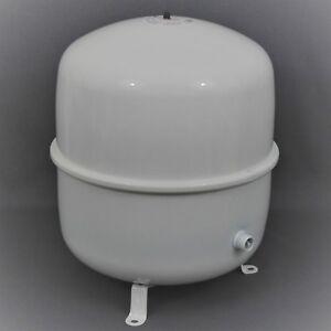 Comfort Reflex Buderus Ausdehnungsgefäß 35 L 3 bar  Anschl unten in weiß o. grau