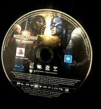 Mortal Combat VS DC Universe Playstation 3 Game-PS3, Original Fast&Free post