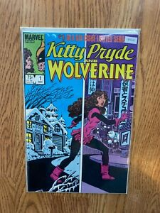 Kitty Pryde and Wolverine 1 - 8.0 - Comic Book B70-41