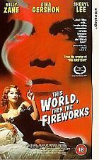 This World, Then The Fireworks -VHS | Billy Zane | Sheryl Lee
