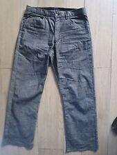 beau pantalon léger gris MATINIQUE W34 L