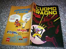 UOMO RAGNO N.283 CORNO ORIGINALE Q.PERFETTO TIPO F4 DEVIL THOR AMERICA HULK