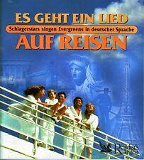 Es geht ein Lied auf Reisen Reader's Digest  5 CD Box