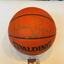 Larry Bird Signed Authentic Spalding NBA Game Basketball JSA COA & UDA Hologram