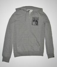 New DC Shoes Womens Pangea Full Zip Fleece Hoodie Medium