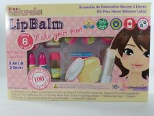 Fundamentals Toys - Kiss Naturals Lip Balm Making Kit NEW