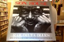 Son House Raw Delta Blues 2xLP sealed 180 gm vinyl