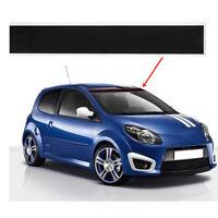 15x152cm Sonnenschutz Auto Windschutzscheibe Aufkleber Streifen Sticker Schwarz