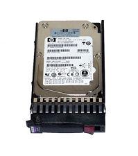"HP DH036BAAKL 36GB  10000 RPM 2.5"" SAS Hard Drive With Tray P/N: 459889-001"